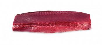 Plato de atún rojo salvaje de almadraba