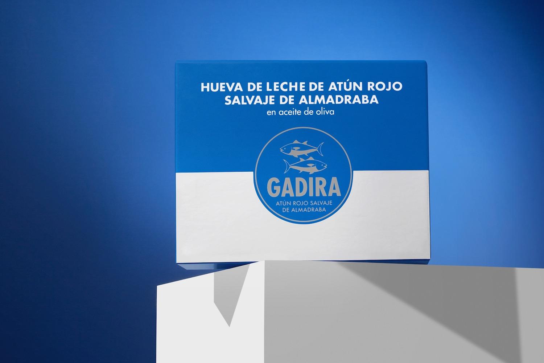 Nueva conserva de hueva Gadira