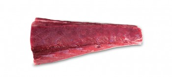 Cola negra de atún rojo salvaje de almadraba