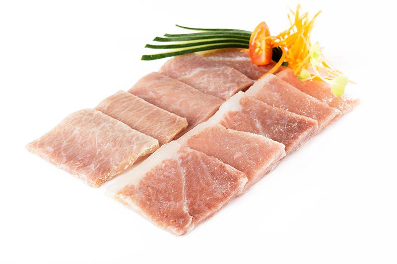 Ijada de atún rojo salvaje de almadraba en aceite