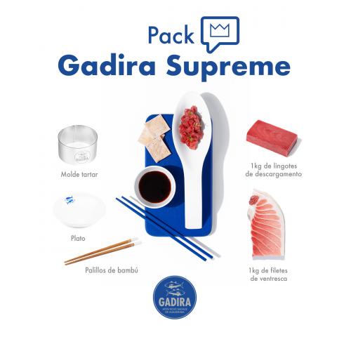 Pack de Atún Rojo e Almadraba Gadira Supreme