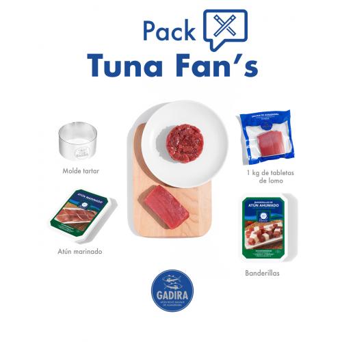 Pack Tuna Fan's